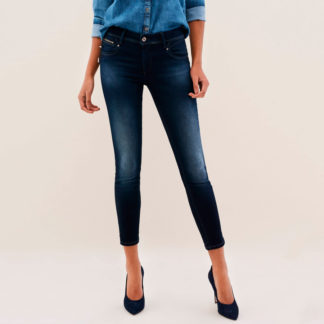 jeans tobillero push up de salsa mujer