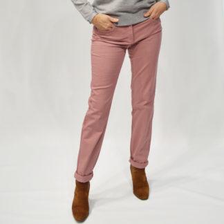 pantalón rosa aterciopelado jocavi