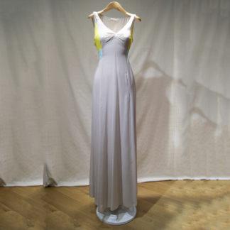 vestido largo de fiesta p51F44 caractere
