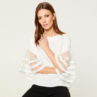blusa de fiesta para mujer