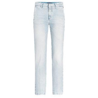 Pantalón tobillero rayas 121201 SALSA JEANS