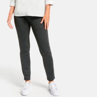 Pantalon de punto cintura elastica gerry webe