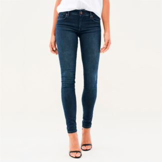 Tejano efecto push-up thermolite salsa jeans