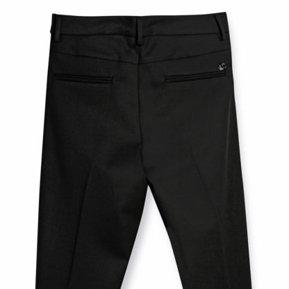 Pantalon negro estilo masculino Jocavi