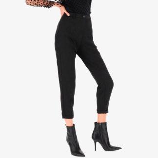 pantalón Imperial Fashion mujer tobillero y con bajo vuelto