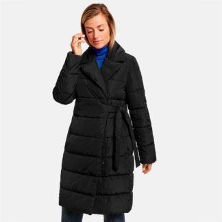 abrigo cruzado con cinturón gerry weber