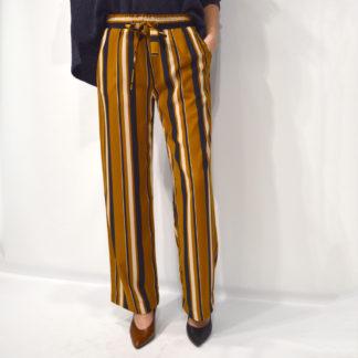 Pantalon palazzo rayas grace and mila
