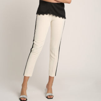 Pantalon vestir banda lateral Alba Conde Fiesta