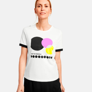 Camiseta NOT SO SERIOUS Gerry Weber