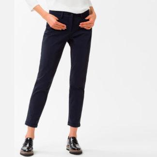 Pantalon tobillero marino Brax