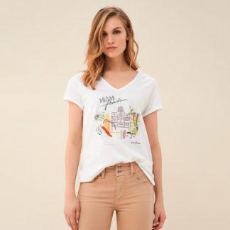 Camiseta Miami Salsa Jeans