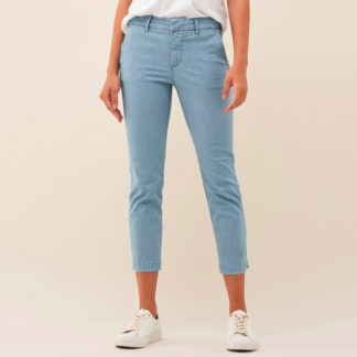 Pantalon chino micro rayas Salsa Jeans