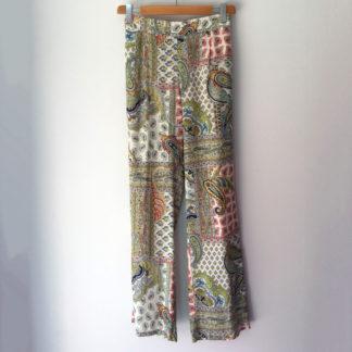 Pantalon pijamero estampado pasley Trovels