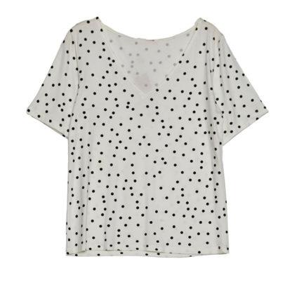 Camiseta de picos lunares MDM