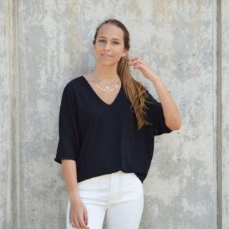 Camiseta oversize DRESS CODE de Imperial Fashion