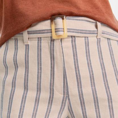 Pantalon culote de rayas Gerry Weber