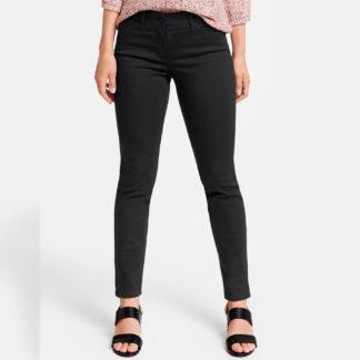 Pantalon tipo jeans negro skinny Gerry Weber