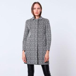 Abrigo camisero neopreno Imperial Fashion