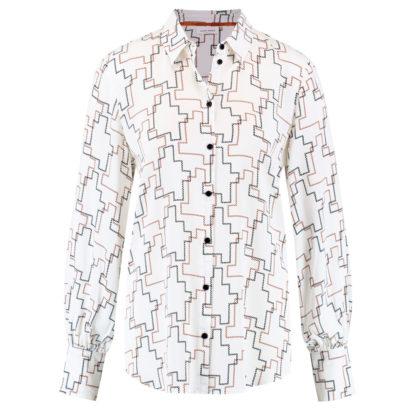 Blusa manga larga estampado gráfico Gerry Weber