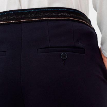 Pantalón de punto cintura fantasía Brax