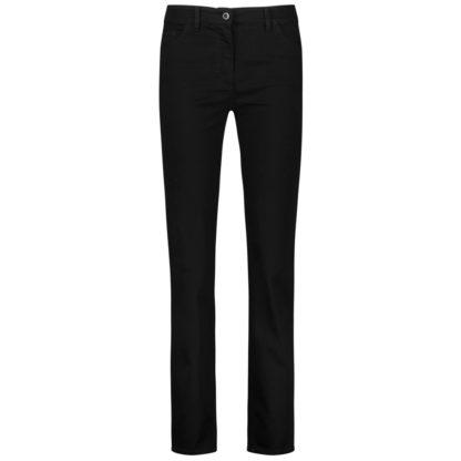 Tejano negro algodón orgánico Gerry Weber