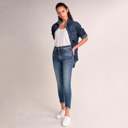 Tejanos pusch in secret glamour skinny Salsa Jeans