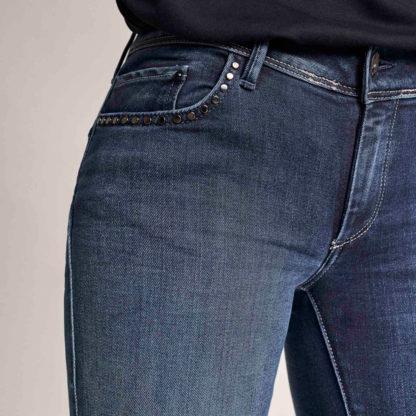 Tejanos pusch up wonder slim tachuelas Salsa Jeans