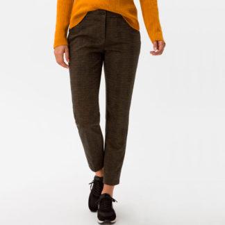 Pantalón de punto cuadro gales Brax