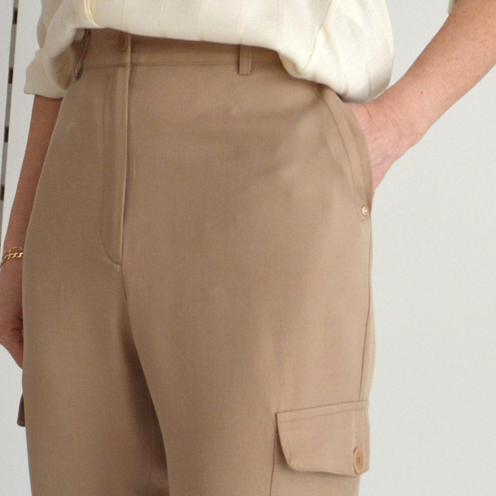 Pantalón cargo cropped gerry weber en gus gus boutique