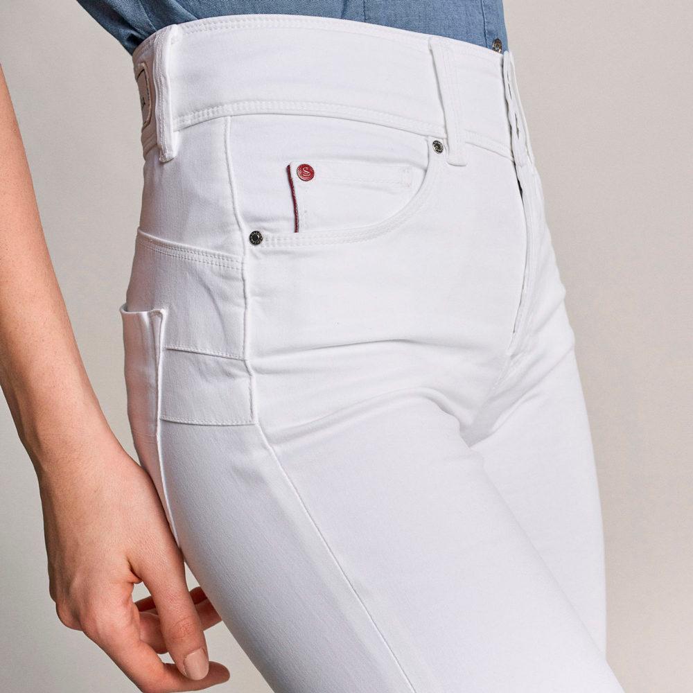 Vaqueros secret push in slim Salsa Jeans en gus gus boutique