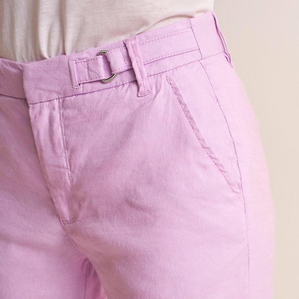 Pantalón colette capri de lino Salsa Jeans en gus gus boutique